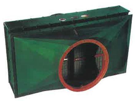 LWP型油網濾塵器