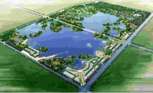 濟陽澄波湖